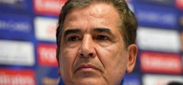 بينتو: تدريب منتخب كولومبيا سيكون شرفًا كبيرًا بالنسبة لي