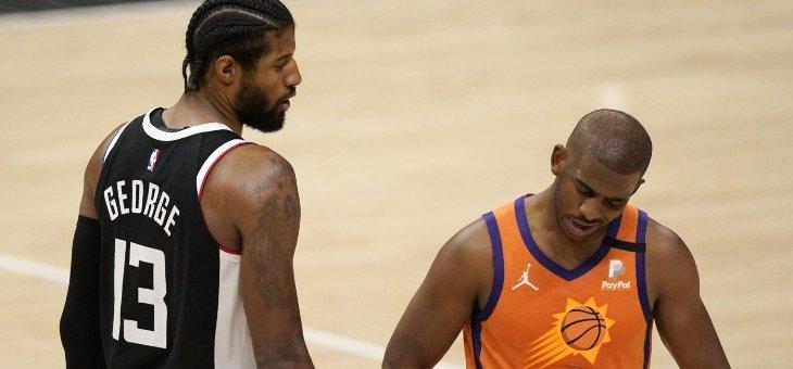 NBA: عودة كريس بول لم تساعد الصانز على الفوز في المباراة الثالثة