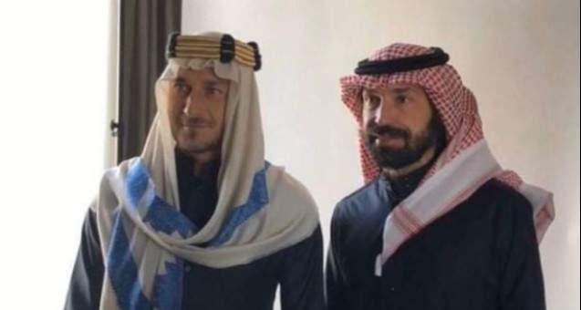 توتي وبيرلو بالزّي العربي