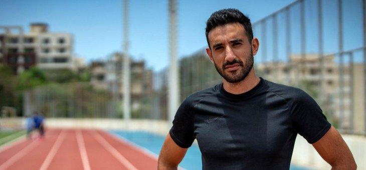 نور الدين حديد اخر الرياضيين اللبنانيين خارج طوكيو 2020