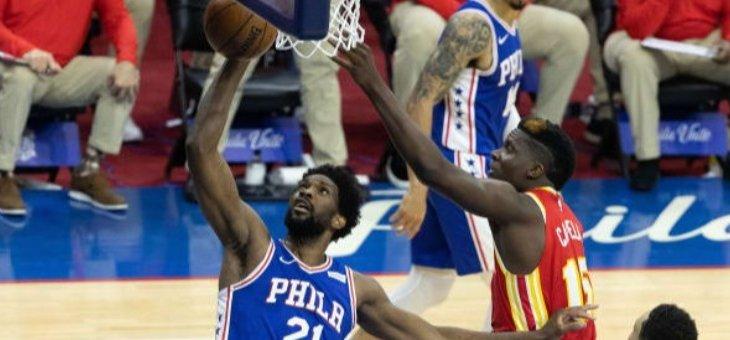 NBA: فيلادلفيا يعادل السلسلة النصف نهائية شرقاً ويوتا يتقدم غرباً