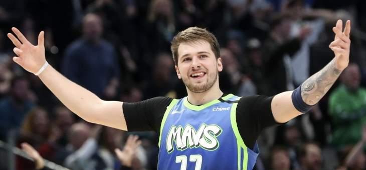 NBA: نقاط ليلارد ال47 لم تمنع دالاس من الوصول الى الفوز ال 28