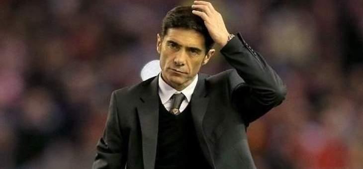 مارسيلينو: من المستحيل الفوز على برشلونة دون معاناة