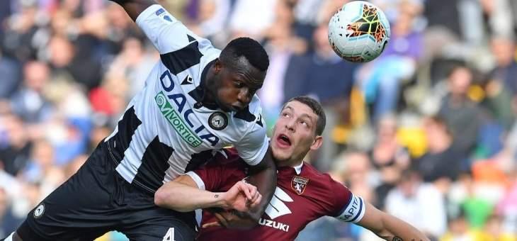 الدوري الإيطالي: كالياري يتخطى سبال وتعادل سلبي بين روما وسامبدوريا