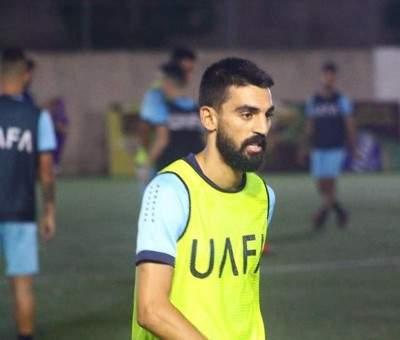 حيدر للسبورت: مباراة الاتحاد كانت تحضيرية ونأمل بتحقيق نتيجة ايجابية مع المنتخب