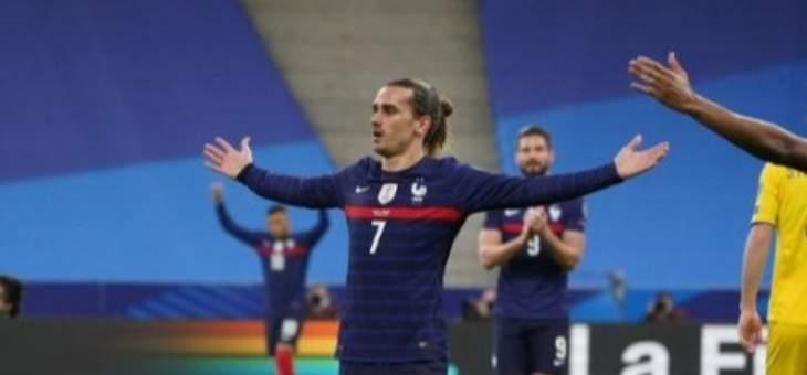 تصفيات كأس العالم 2022: تعادل مخيب لفرنسا امام اوكرانيا وفوز بلجيكا والبرتغال