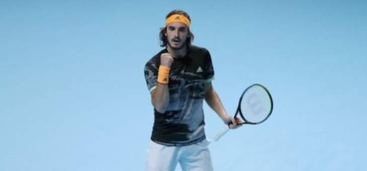 تيتباس الى نصف نهائي البطولة الختامية لكرة المضرب
