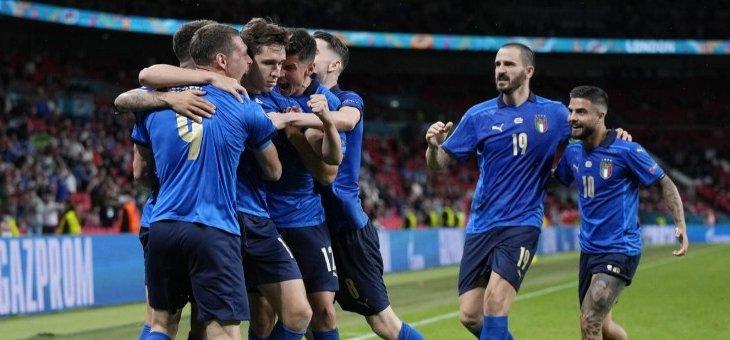 موجز الصباح: ايطاليا الى ربع نهائي اليورو، الاهلي لنهائي أبطال أفريقيا، الشانفيل يتقدم على اطلس والنني في لبنان