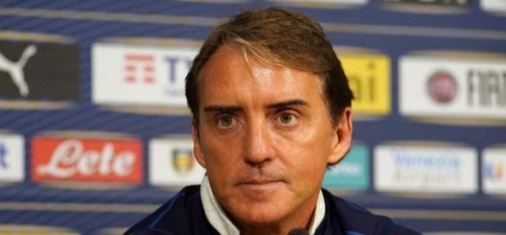 مانشيني: مواجهة اسبانيا ستكون رائعة
