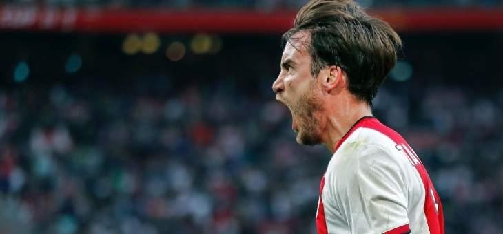 تاليافيكيو:مباراتنا امام ريال مدريد لم تكن الافضل