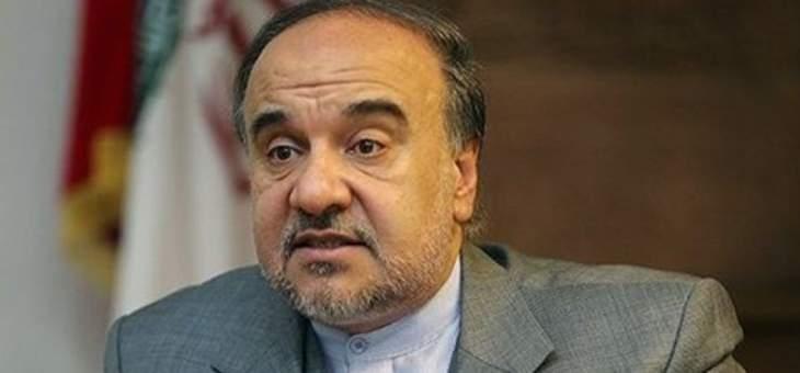 وزير الشباب والرياضة الايراني يتصل بالشيخ سلمان محتجاً