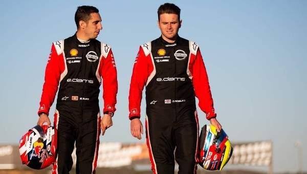 فريق نيسان يحتفظ بسائقيه في الفورمولا إي
