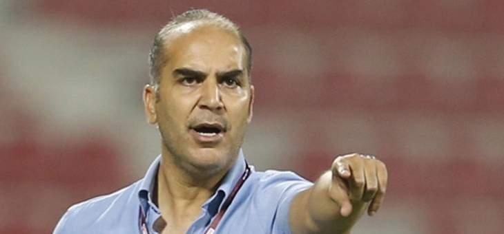 الطرابلسي: سنخوض مباراة صعبة امام العربي