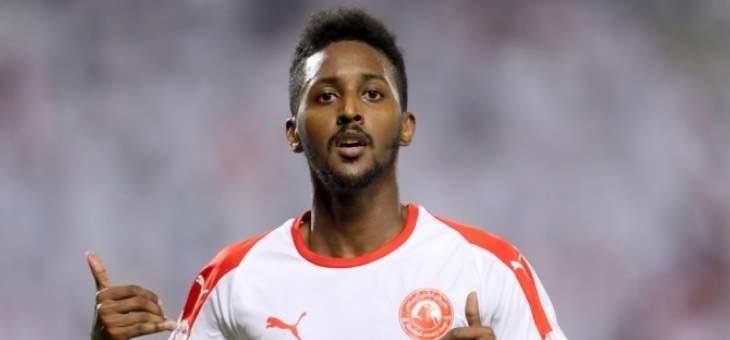 لاعب العربي: نريد تحقيق المزيد من الانتصارات