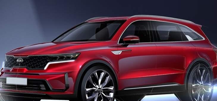 كيا تزيح الستار عن سيارة جديدة خلال معرض Auto Expo