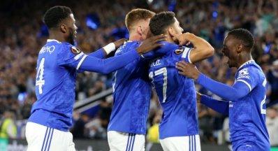 الدوري الاوروبي: نابولي يفرض التعادل على ليستر وتعادل فرانكفورت وفنربخشة وفوز ليون